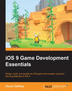iOS 9 Game Development Essentials Copertina del libro