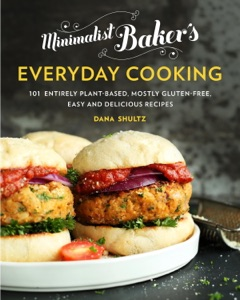 Minimalist Baker's Everyday Cooking Book Cover