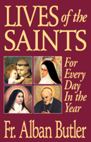 Rev. Fr. Alban Butler - Lives of the Saints artwork