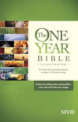 The One Year Bible Illustrated NIV