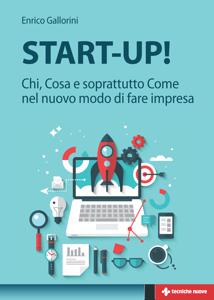 Start-Up! Copertina del libro