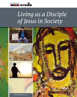 Living as a Disciple of Jesus in Society - Patrick Manning MEd, MTS, PhD & Thomas H. Groome EdD book