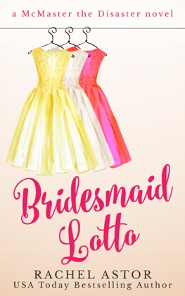 Bridesmaid Lotto book cover