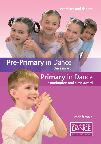 Royal Academy of Dance - Pre-Primary in Dance: Class Award PDF Download