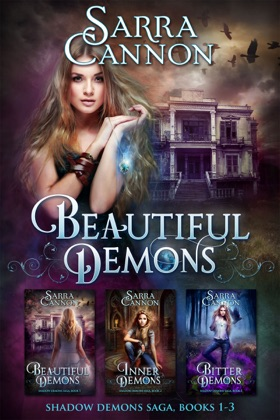 Beautiful Demons Box Set, Books 1-3 book cover