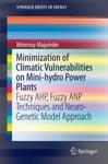 Minimization Of Climatic Vulnerabilities On Mini-hydro Power Plants