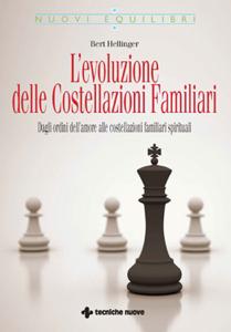 L'evoluzione delle Costellazioni Familiari Copertina del libro