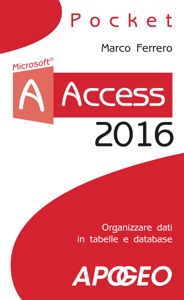 Access 2016 Book Cover