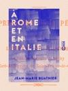 Rome Et En Italie