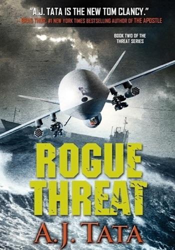 Rogue Threat - A. J. Tata - A. J. Tata
