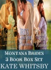Montana Brides 3 Book Bundle Box Set