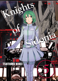 Knights of Sidonia Volume 5
