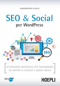 SEO e Social per WordPress Libro Cover