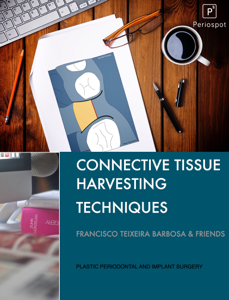 Connective tissue harvesting techniques Book Cover