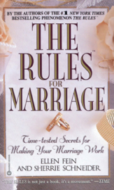 The Rules(TM) for Marriage book