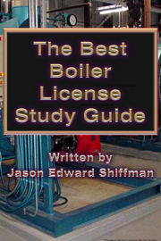 The Best Boiler License Study Guide book