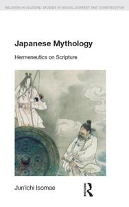 Japanese Mythology Copertina del libro
