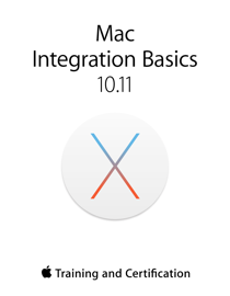 Mac Integration Basics 10.11 book