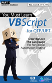 (Part 1) You Must Learn VBScript for QTP/UFT