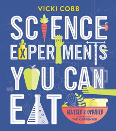 Science Experiments You Can Eat book
