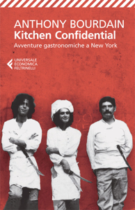 Kitchen Confidential Copertina del libro