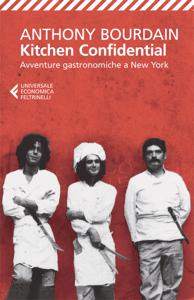 Kitchen Confidential Copertina del libro