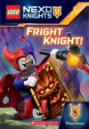 Fright Knight LEGO NEXO Knights Chapter Book