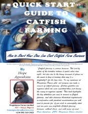 Download and Read Online Quick Start Guide to Catfish Farming Business