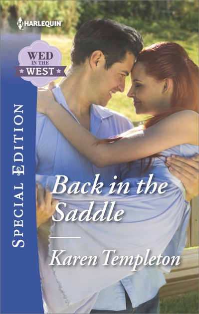 Back In The Saddle By Karen Templeton On Apple Books