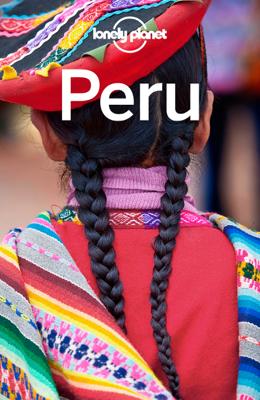 Peru - Lonely Planet book