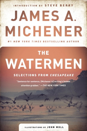 James A. Michener, John Moll & Steve Berry - The Watermen