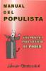 Alonso Giovannini - Manuel del Populista ilustración