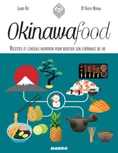 Okinawa Food La couverture du livre martien