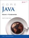 Core Java Volume I--Fundamentals 10e