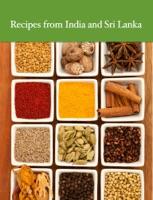 Recipes from India and Sri Lanka