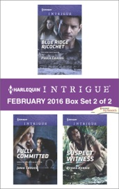 Harlequin Intrigue February 2016 Box Set 2 Of 2