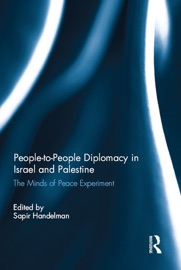 People-to-People Diplomacy in Israel and Palestine