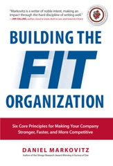 Building the Fit Organization