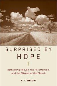 Surprised by Hope Book Cover