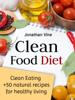 Jonathan Vine - Clean Food Diet  arte