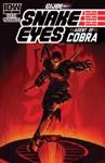 GI Joe Snake Eyes Agent Of Cobra 1