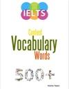 500 IELTS Vocabulary Words