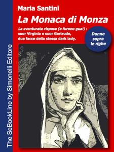 La Monaca di Monza Libro Cover