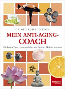 Mein Anti-Aging-Coach La couverture du livre martien