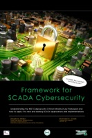 Framework for SCADA Cybersecurity