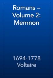 Romans Volume 2 Memnon