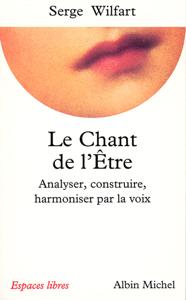 Le Chant de l'être La couverture du livre martien