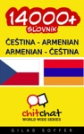 14000 Etina - Armenian Armenian - Etina Slovnk