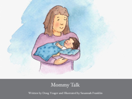 Mommy Talk book