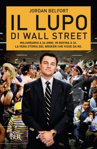 Il lupo di Wall Street Libro Cover
